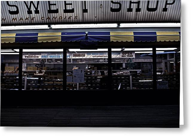 Point Pleasant Greeting Cards - Sweet Greeting Card by Ryan Crane