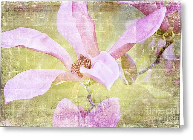 Lindaleesart Greeting Cards - Sweet Susan Greeting Card by Linda Lees