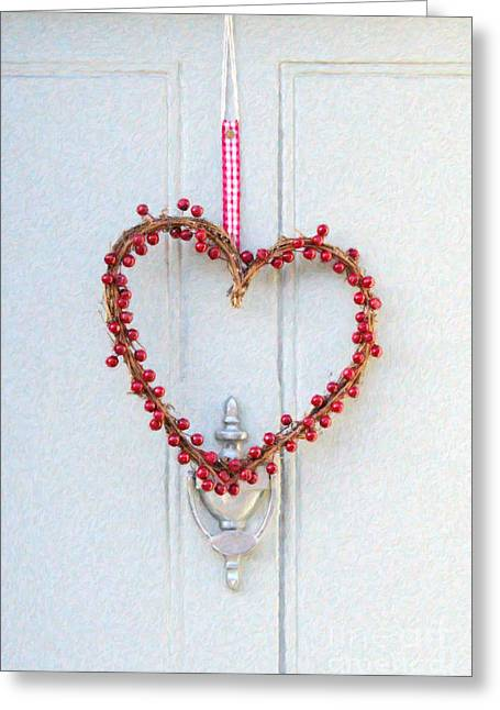 Cherish Greeting Cards - Sweetheart Greeting Card by Tim Gainey