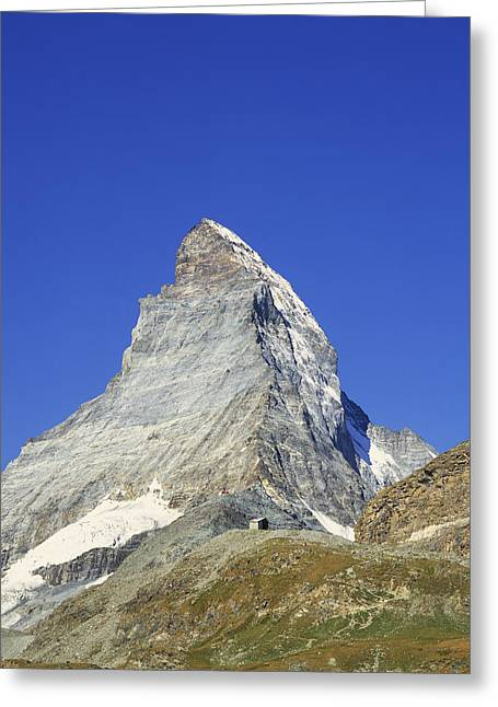 Valais Canton Greeting Cards - Switzerland, Alps, Canton Wallis Greeting Card by Tips Images