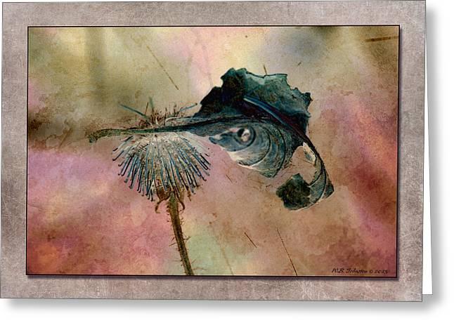 Swordfish Greeting Cards - Swordfish Ballet Greeting Card by WB Johnston