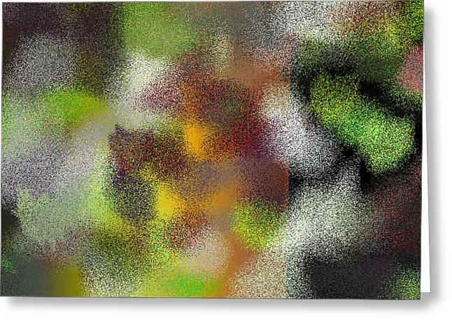 Squares Greeting Cards - T.1.199.13.3x2.5120x3413 Greeting Card by Gareth Lewis