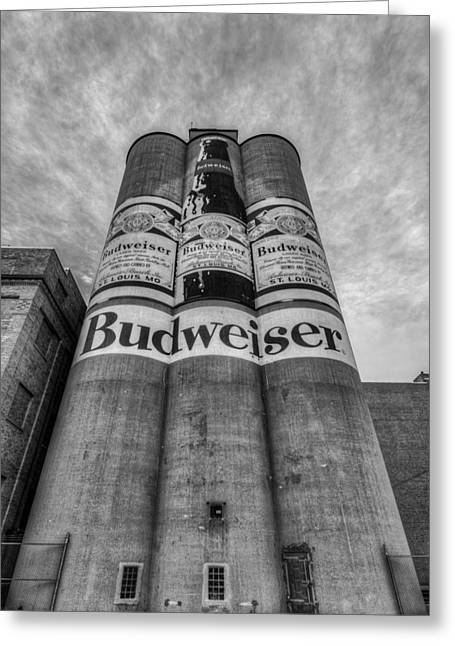 Maltings Greeting Cards - Tall Cold Ones Greeting Card by Bill Pohlmann