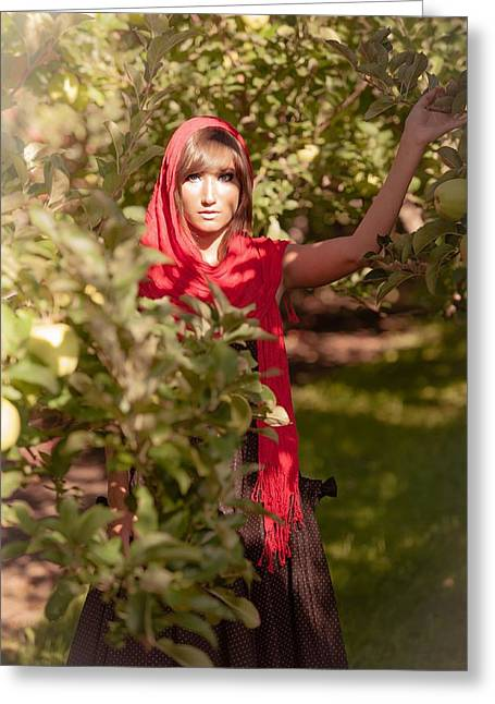 Wesley Allen Photography Greeting Cards - Taryn Greeting Card by Wesley Allen Shaw
