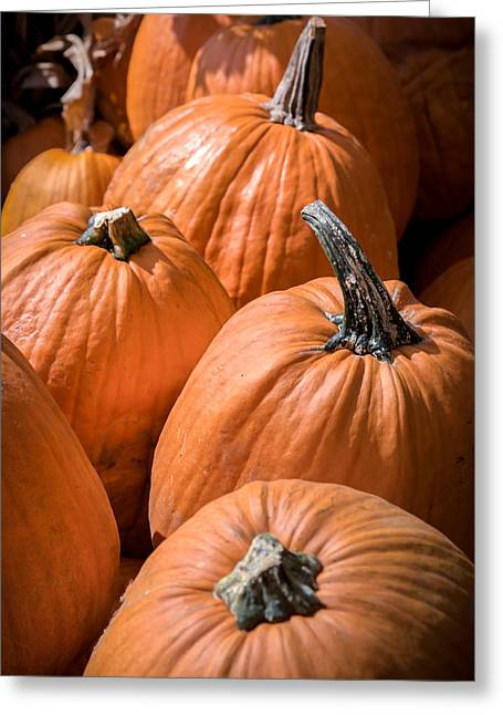 Deli Greeting Cards - Taste of Autumn Greeting Card by Karen Wiles