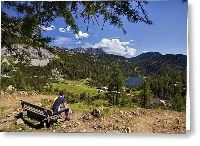 Styria Greeting Cards - Tauplitz Austria Greeting Card by Stockr
