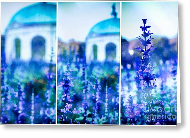 Muenchen Greeting Cards - Temple of Diana Greeting Card by Sabine Jacobs