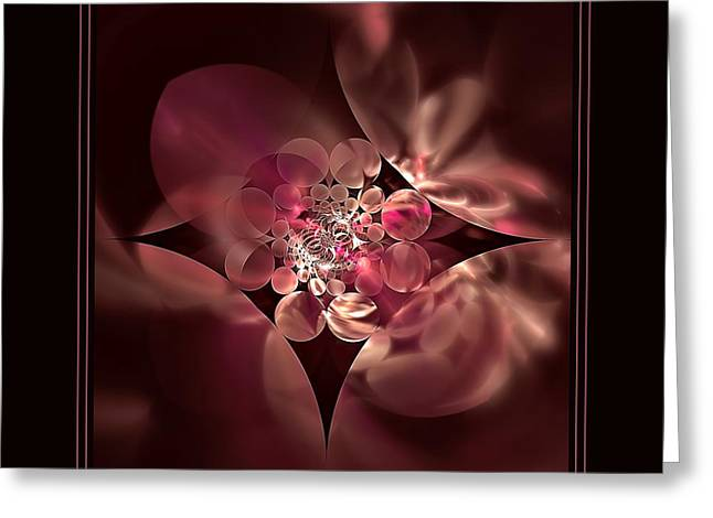 Considerate Greeting Cards - Tender Moments Greeting Card by Doug Morgan