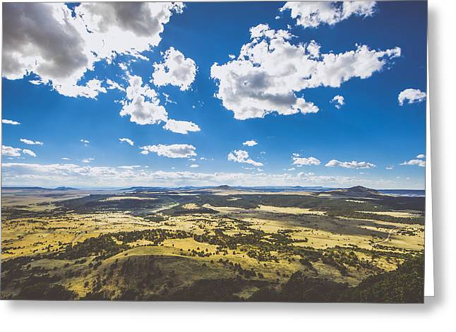 Clouds Photographs Greeting Cards - Texas Beauty Greeting Card by Chelsea Stockton