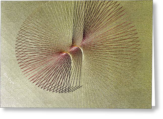 Textured Extrusion Greeting Card by Nan Engen