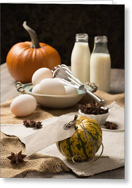 Thanksgiving Greeting Cards - Thanksgiving Greeting Card by Amanda And Christopher Elwell