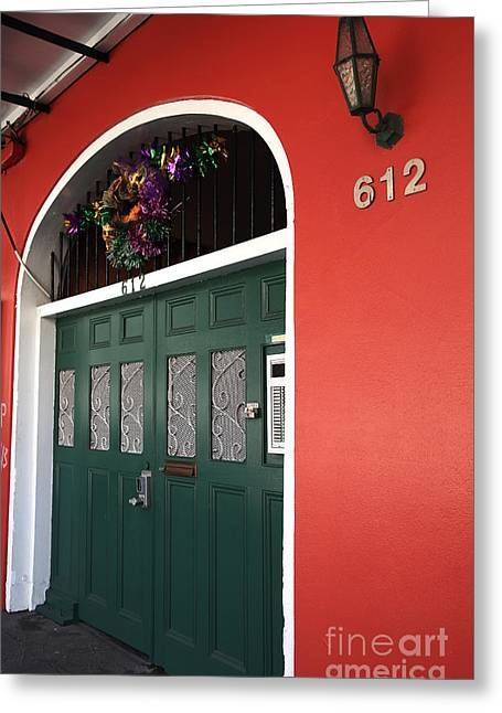 Red School House Greeting Cards - The 612 Greeting Card by John Rizzuto