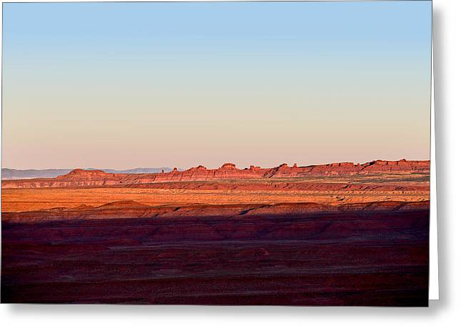 State Greeting Cards - The American Southwest Greeting Card by Christine Till