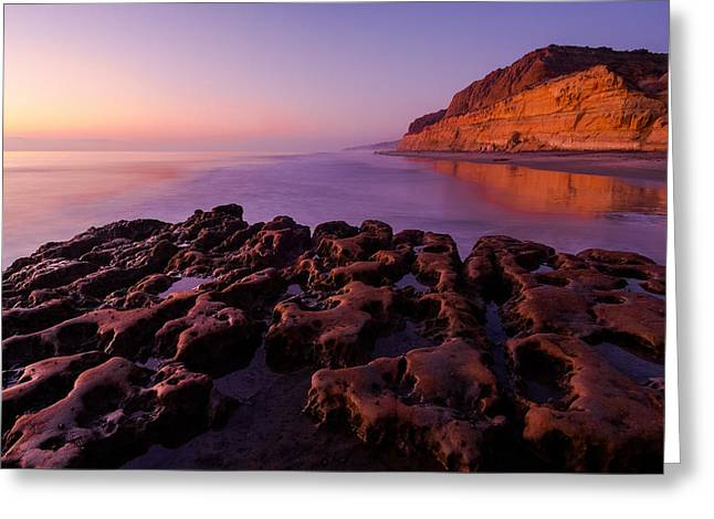 Beautiful Scenery Greeting Cards - The Big Calm Greeting Card by Alexander Kunz