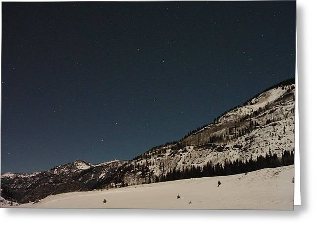 Dipper Greeting Cards - The Big Dipper  Greeting Card by Jeff  Swan