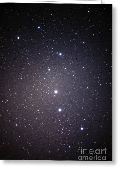 Star Cluster Greeting Cards - The Big Dipper Greeting Card by Thomas R Fletcher