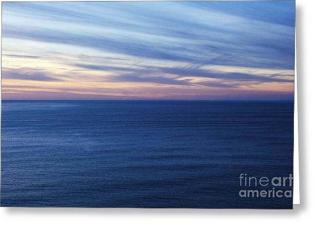 Planet Earth Greeting Cards - The Blue Planet Third From The Sun Greeting Card by Bob Christopher