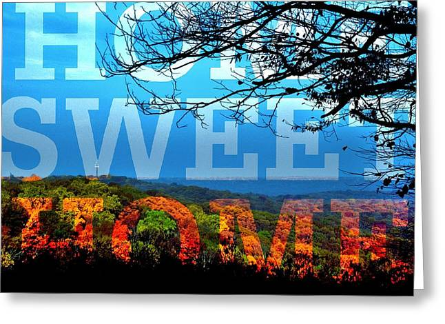 Boonies Greeting Cards - The Country Is My Home Greeting Card by Michelle McPhillips
