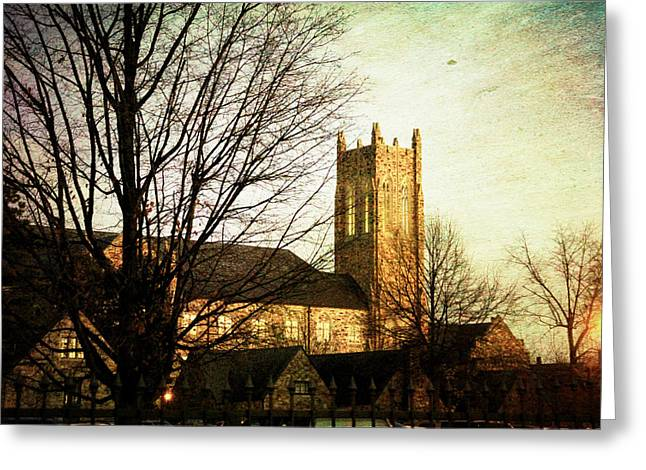 Best Sellers -  - Tennessee Landmark Greeting Cards - The Dawning  Greeting Card by Suzanne Barber