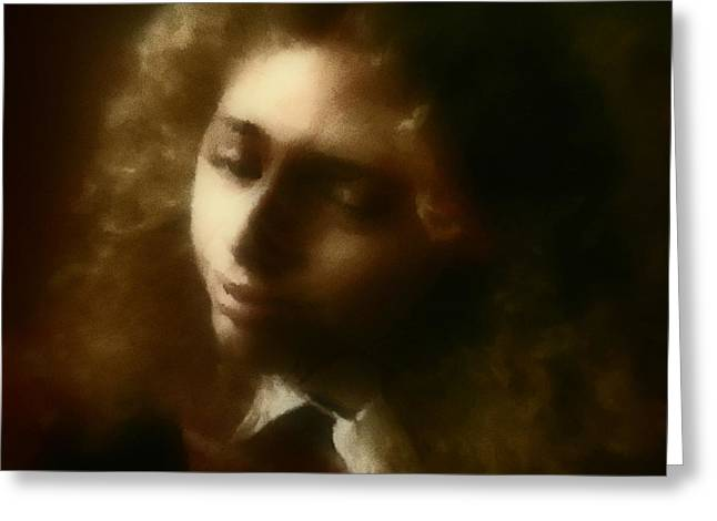 The Daydream Greeting Card by RC DeWinter