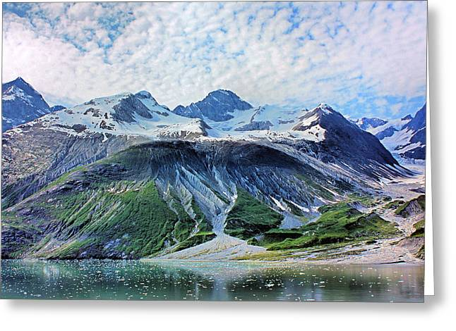 Glacier Bay Greeting Cards - The Definition is Awesome Greeting Card by Kristin Elmquist