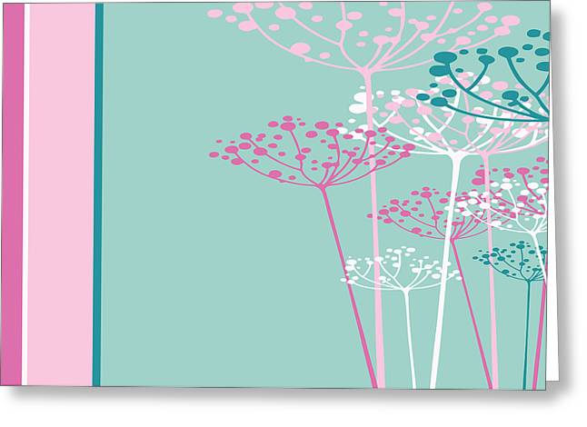 The Dill 1 Version 1 Greeting Card by Angelina Vick