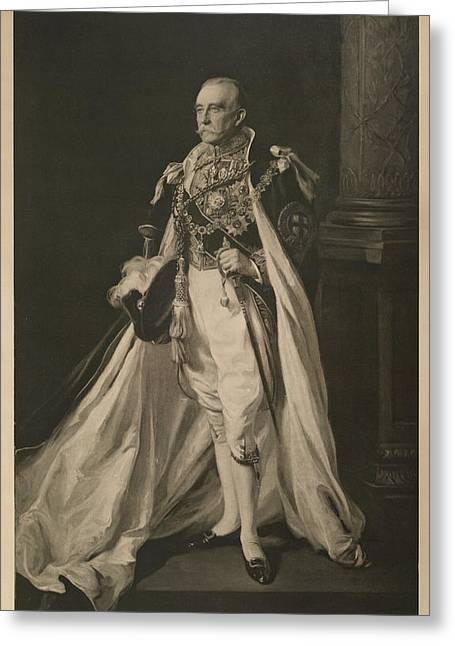 The Earl Of Minto Greeting Card by British Library