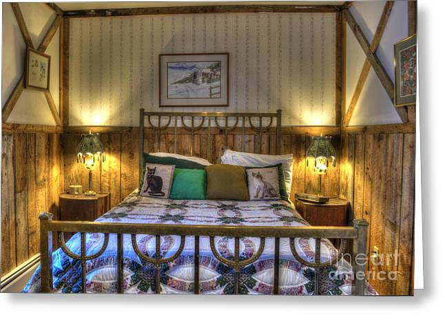 Old Home Place Greeting Cards - The Eldorado Greeting Card by Juli Scalzi