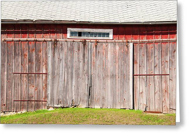Farmlife Greeting Cards - The Fargo Project 12238 Greeting Card by Guy Whiteley