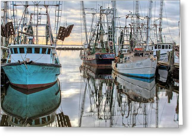 Pensacola Greeting Cards - The Fleet Greeting Card by JC Findley