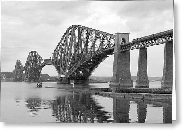 Refection Greeting Cards - The Forth II Greeting Card by Mike McGlothlen