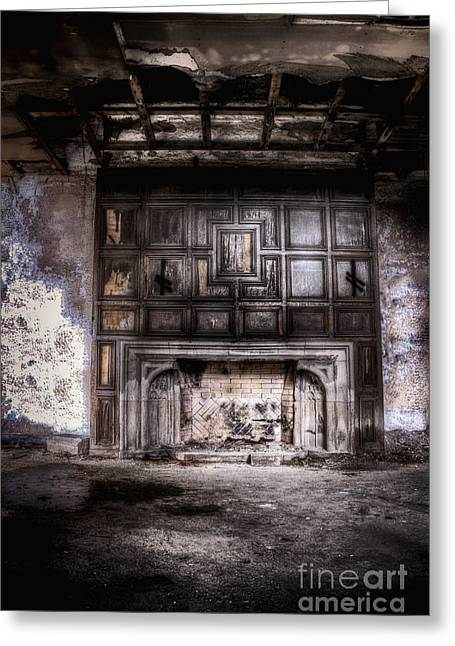 Floorboards Greeting Cards - The Height of Opulence Greeting Card by Margie Hurwich