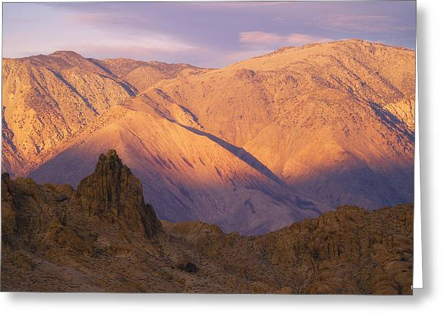 The Hills Greeting Cards - The Hills Have Eyes Greeting Card by Peter Coskun