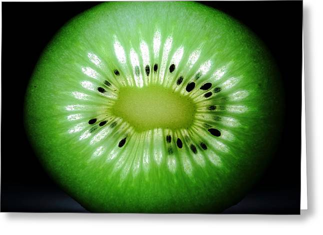 Tangy Photographs Greeting Cards - The Kiwi Experiment Greeting Card by David Andersen