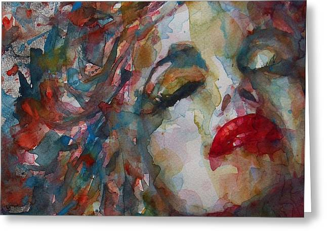 Nose Greeting Cards - The Last Chapter Greeting Card by Paul Lovering