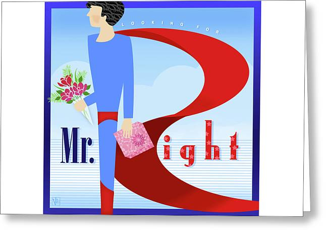Val Lesiak Greeting Cards - The Letter R Greeting Card by Valerie   Drake Lesiak