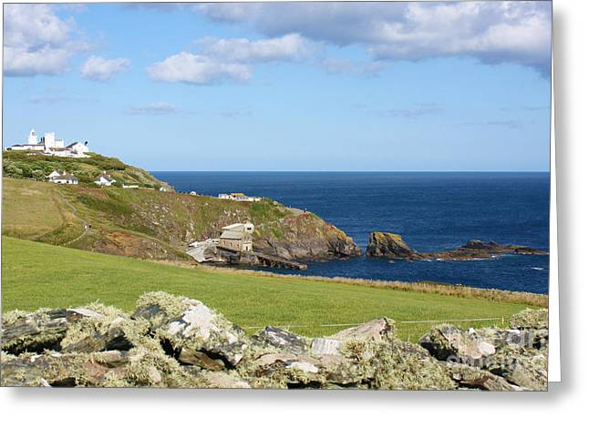 Terri Waters Greeting Cards - The Lizard Cornwall Greeting Card by Terri  Waters