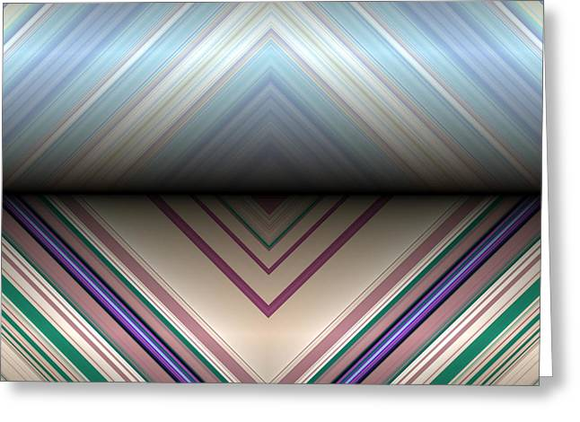 Hallmark Digital Art Greeting Cards - The Luxury Hallmark Greeting Card by Carles Sapena