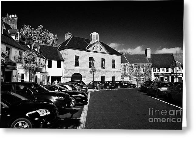 Westport Greeting Cards - The Market House In The Octagon Westport County Mayo Republic Of Ireland Greeting Card by Joe Fox