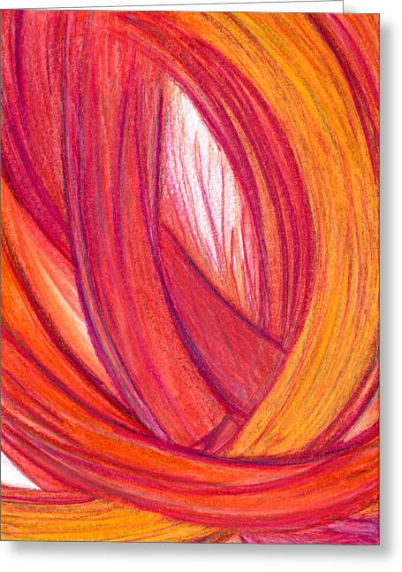 Bright Drawings Greeting Cards - The Marvelous Greeting Card by Kelly K H B