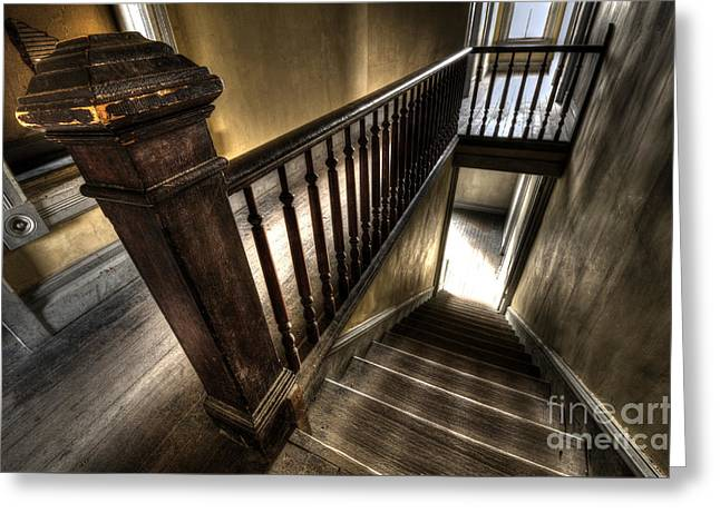 Canadian Photographer Greeting Cards - Historic Meade Hotel Montana 1 Greeting Card by Bob Christopher