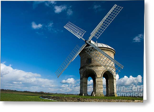 Wark Photographs Greeting Cards - The Mill Greeting Card by Anne Gilbert