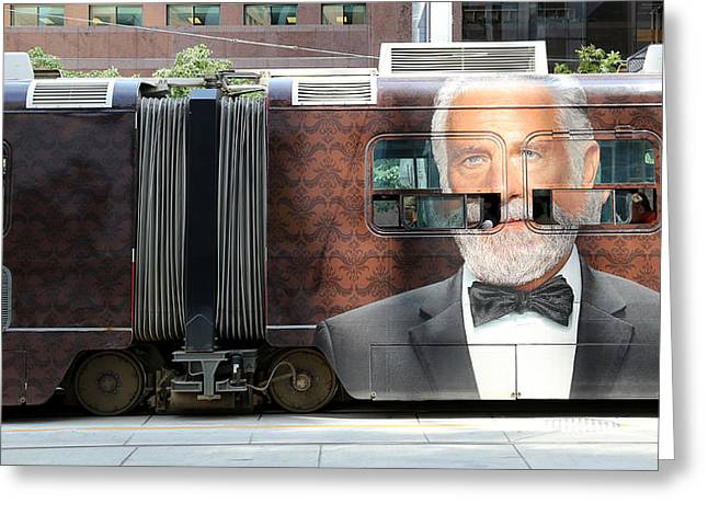 Most Photographs Greeting Cards - The Most Interesting Man In The World Greeting Card by Andrew Fare