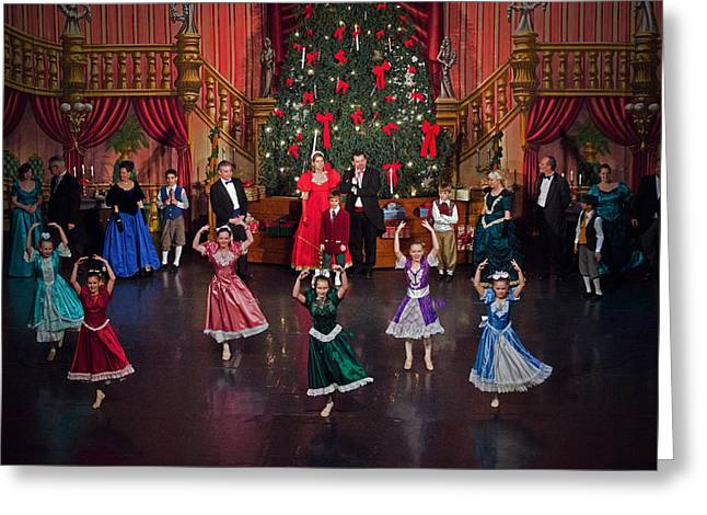 Cheryl Cencich Greeting Cards - The Nutcracker 23 Greeting Card by Cheryl Cencich