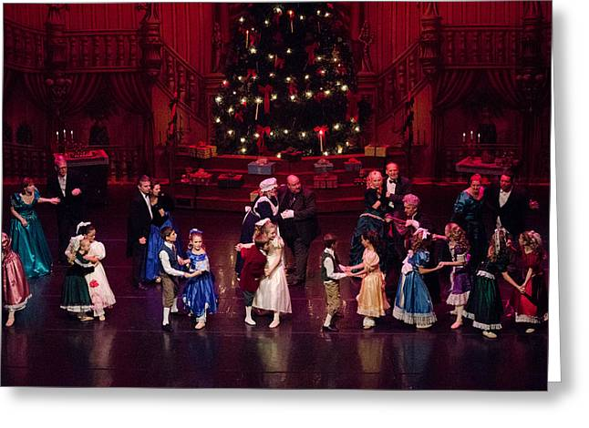 Cheryl Cencich Greeting Cards - The Nutcracker 24 Greeting Card by Cheryl Cencich