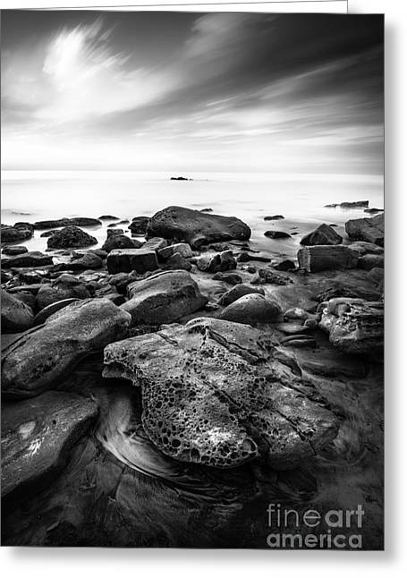 Coastal Preserve Greeting Cards - The Orb of Tranquility Greeting Card by Alexander Kunz