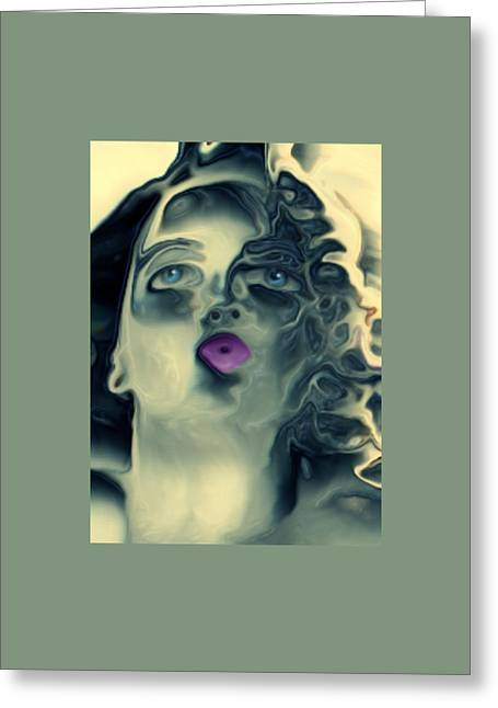 Bauhaus Greeting Cards - Marilyn By Quim Abella Greeting Card by Joaquin Abella