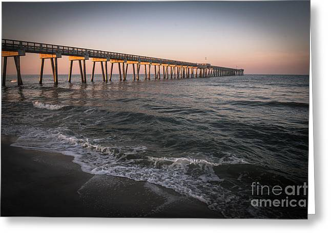 Panama City Beach Greeting Cards - The Other Side Greeting Card by Allen Simmons