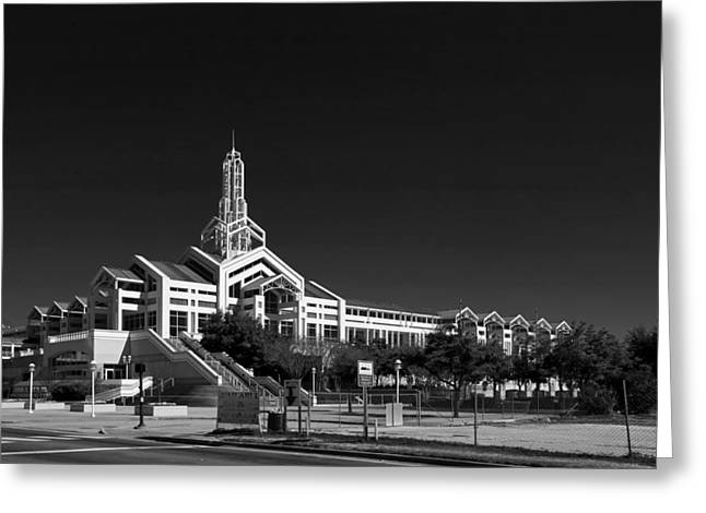 Convention Greeting Cards - The Outlaw Convention Center - Mobile Alabama Greeting Card by Mountain Dreams