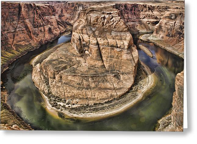 Monolith Greeting Cards - The River Did It Greeting Card by Heather Applegate